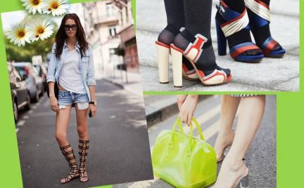 Buty: top wiosennych i letnich trendów 2013