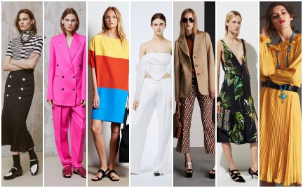 10 trendów z kolekcji Resort 2016