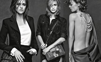 Hit czy kit: nowa kampania torebek Chanel