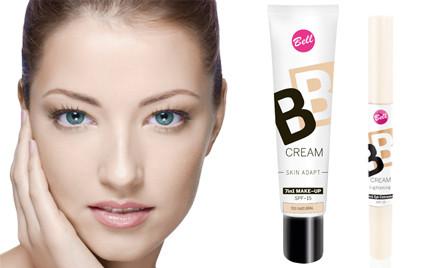 W poszukiwaniu podkładu idealnego: Bell BB Cream 7w1