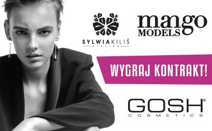 Konkurs: zostań modelką z Gosh i Mango Models