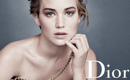 Trzecia kampania Dior z Jennifer Lawrence