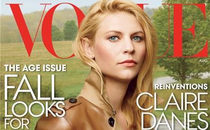 Gwiazdy serialu Homeland Claire Danes i Daniel Lewis pozują Annie Leibovitz do sesji w Vogue u