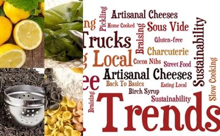 Trendy żywieniowe 2014 roku