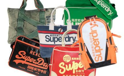 Torby i plecaki Superdry czyli jakość w dobrym wydaniu