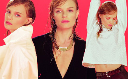 Kate Bosworth dla Topshop