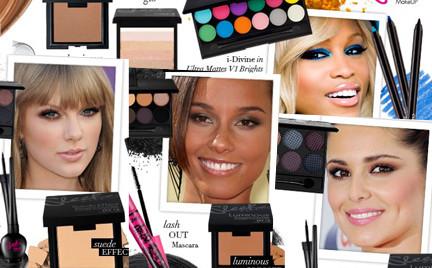 Sleek Get The Look czyli makijaże w stylu gwiazd