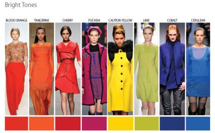 Jesienne trendy kolorystyczne na nowo. Nie tylko brąz i bordo
