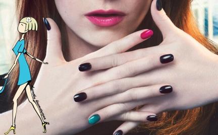 Kosmetyczna Agentka: lakierowy zawrót głowy wiosna 2012