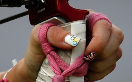 Trend: olimpijski manicure