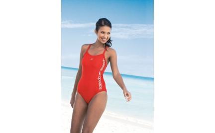 Dla fanek sportów wodnych - kostium kąpielowy Speedo