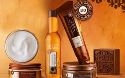 Kosmetyk tygodnia: oliwka pod prysznic Tradition de Hammam Yves Rocher
