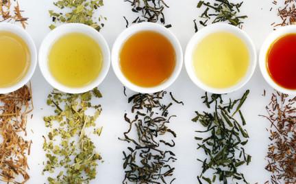 Teatox - dieta na wiosenne przeczyszczenie
