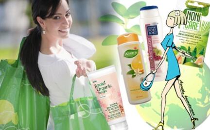 Kosmetyczna Agentka: natura i ekologia w kosmetyczce