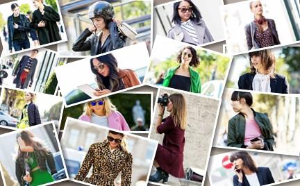 15 najmodniejszych okryć sezonu prosto z paryskiego tygodnia mody