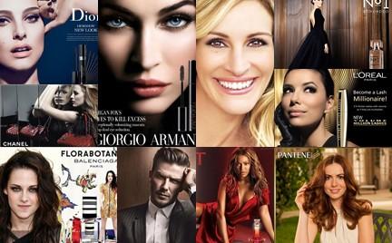 Produkty promowane przez celebrytów - warte uwagi