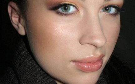 Makijaż 238 - dla niebieskookiej