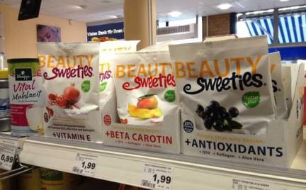 Nowości kosmetyczne: Beauty Sweeties czyli słodycze dla skóry