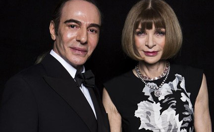 John Galliano wraca na salony