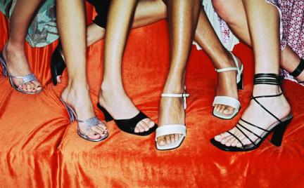 Za chwilę Sylwester: przygotuj stopy do tańca