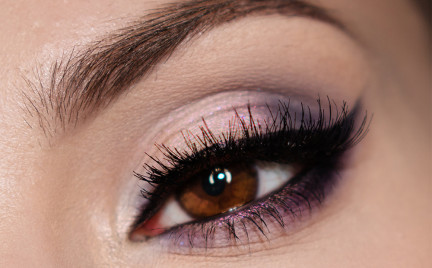 Makijaż: Velvet Fog