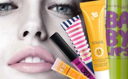 Zamienniki kosmetyczne: błyszczyki na plażę jak Lancome Soleil Protective Lip Gloss SPF 15