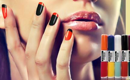 Kosmetyk tygodnia: American French Manicure od Delia Cosmetics
