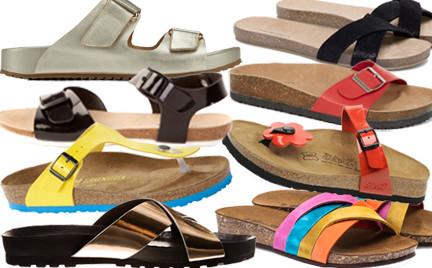 Kupujemy: sandały inspirowane Birkenstock