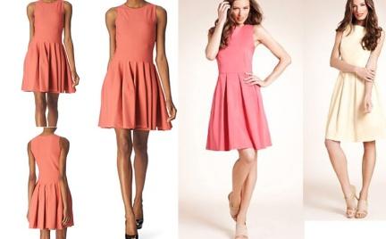 Drożej taniej: sukienki Alexander McQueen i Marks Spencer