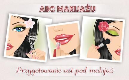 ABC Makijażu: Przygotwanie ust pod makijaż