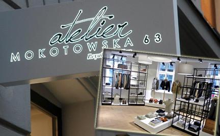 Nowe miejsce: Atelier Mokotowska 63
