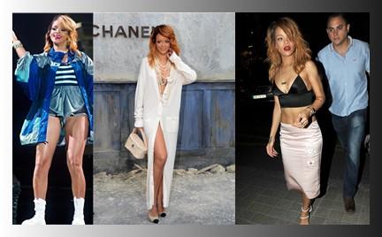 Stylizacje Rihanny: która najlepsza