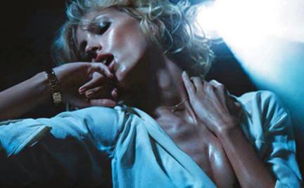 Anja Rubik niczym Kim Basinger. 9 i tygodnia w niemieckim Vogue