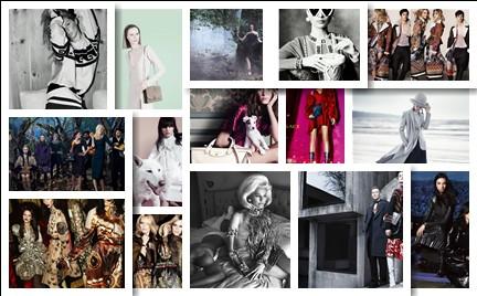15 najlepszych kampanii reklamowych największych domów mody na sezon jesień-zima 2014 2015: Dolce Gabbana Givenchy Versace