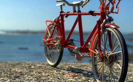 Z miłości do roweru