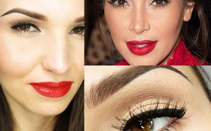 Makijaż: Kim Kardashian
