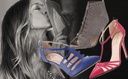 SJP by Sarah Jessica Parker. Zobacz najnowszą kolekcję butów zaprojektowanych przez aktorkę