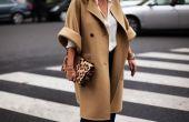 Trudny trend: płaszcz oversize