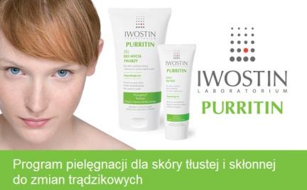 Promocja: zestawy Iwostin Purritin z gratisami