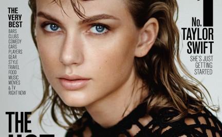 Taylor Swift najseksowniejszą kobietą wg Maxim