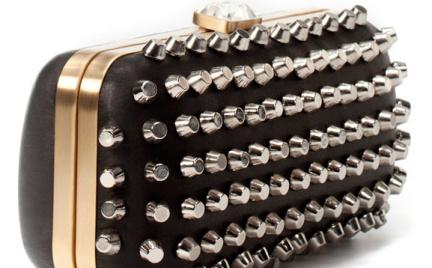 W glamrockowym stylu: torebka Zara