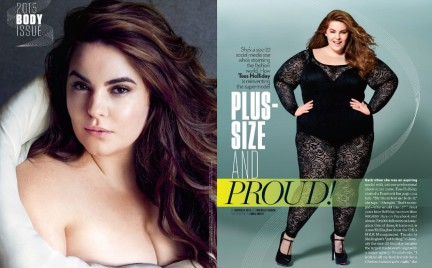 Tess Holliday na okładce People