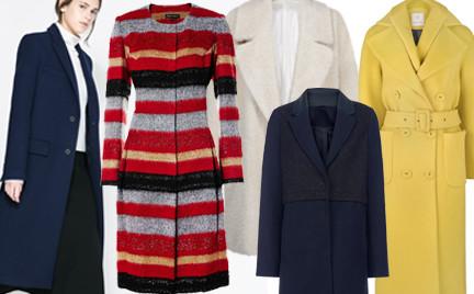 Kupujemy: jesienno-zimowy płaszcz
