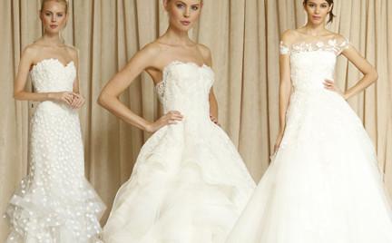 Kolekcja sukien ślubnych Oscar de la Renta