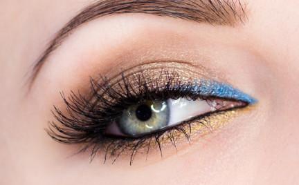 Makijaż: Atelier Versace 2014