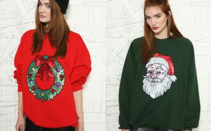 Hit czy kit: świąteczna bluza