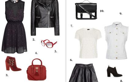 Porada: jak nosić czerń latem