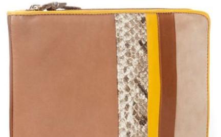 Patchworkowa torebka Zara