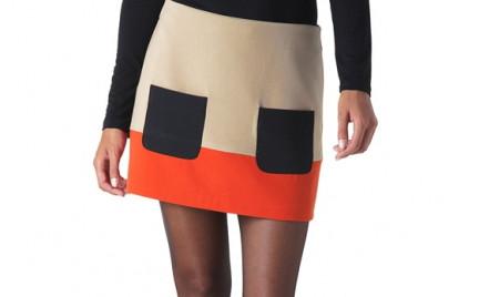 Z czym to nosić: spódnica w stylu Swinging Sixties