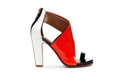 Z czym to nosić: buty Zara